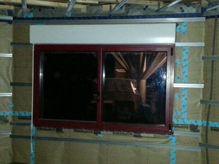 Rails fourrures cloisonnement ossature m talique maison bois - Plafond a ne pas depasser pour avoir la cmu ...
