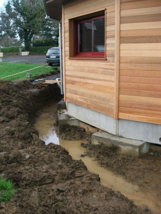 pose regard eaux pluviales best evacuation ep notre maison bernard lannoy with pose regard eaux. Black Bedroom Furniture Sets. Home Design Ideas